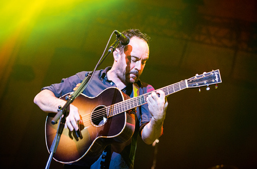 Dave Matthews Band: legenda cienia!